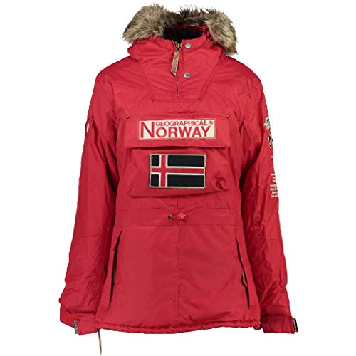 Geographical Norway Parka Mujer BOOMERA Ass B Rojo 03