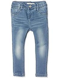 Name It Nittrine Skinny Dnm Pant Nmt Noos, Jeans Fille