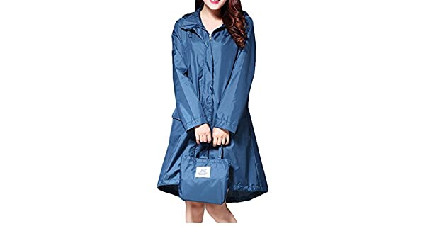 Hibote Hood Raincoat Donna Waterproof Long Outdoor Travel Donne Rain Coat Rainwear Poncho Giacca Donna Capa