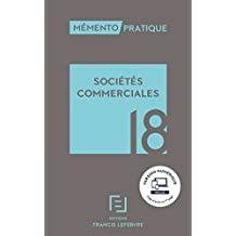 MEMENTO SOCIETES COMMERCIALES 2018