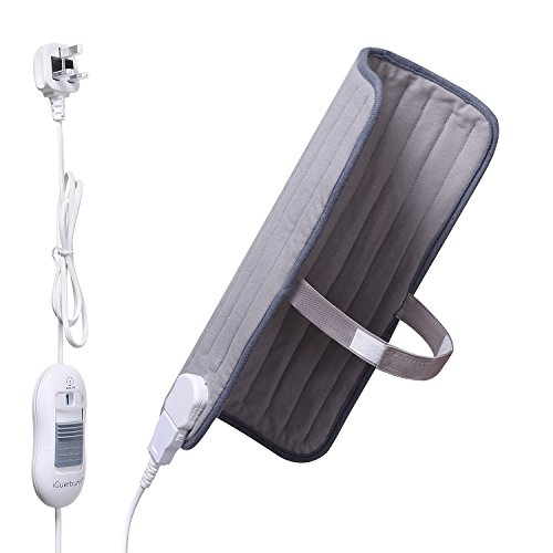 iguerburn-thigh-calf-leg-arm-electric-heating-pad-100w-40-x-30cm-grey-machine-washable-ideal-for-chr