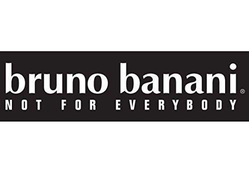 bruno banani Herren T-Shirt 2er-Set Rundhals- oder V-Ausschnitt Weiß