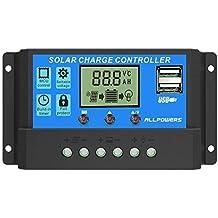 a03ff9d9150d5f ... regulateur panneau solaire. S2 10 A 20 A 30 A 12 V 24 V LCD Solaire