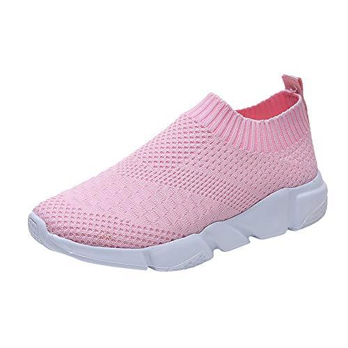 Damen Schuhe Elegant Winter Sneaker Frauen Mode Mesh Runde Lace Flache Turnschuhe Laufschuhe Freizeitschuhe Schwarz Weiß