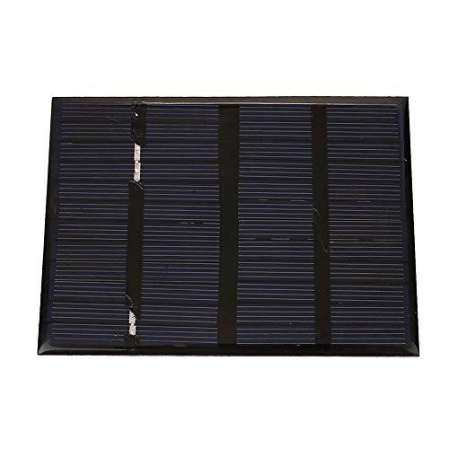 Sedeta 12V 1.5W Polysilizium Sonnenkollektor Solarenergie Modul DIY Telefon Ladegerät Mini Powered Heimwerker 115 * 85mm Spielzeug Teil