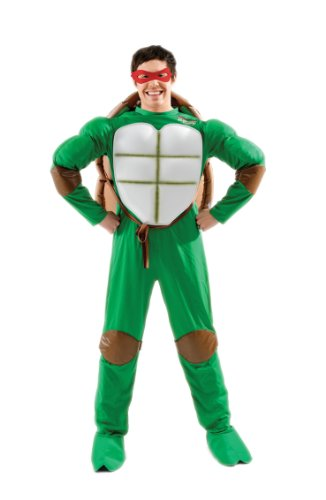 Rubie's Official Teenage Mutant Ninja Turtle Fancy Dress - Standard Size