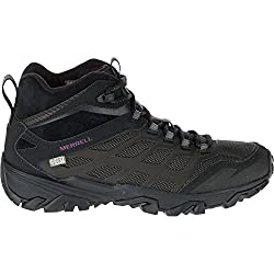 Merrell Womens Moab FST Ice Plus Thermo Walking Shoes Black 7.5 B(M) US