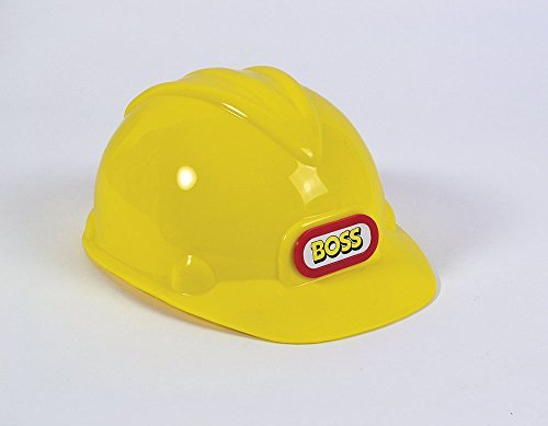 Bristol Novelty BH321 Konstruktion Helm Kinder, One Size (Für Ideen Halloween Arbeit)