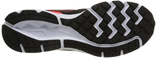 Nike Downshifter 6 Scarpe da ginnastica, Uomo Black/Black-Brght Crmsn-White