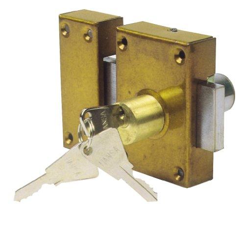 Cogex 80824Sicherheitsschloss, beidseitig Lock