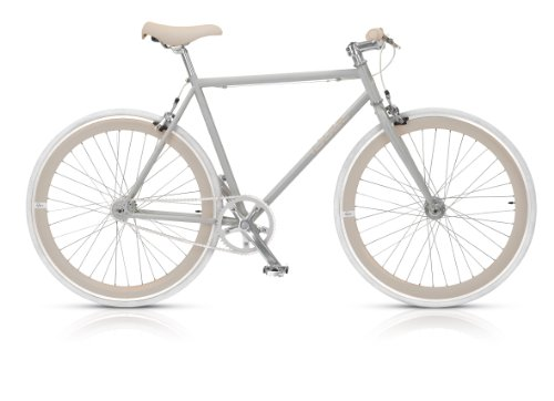 MBM NUDA MINIMAL BIKE BICYCLE MAN 28 CREAM H56 BICICLETA PARA HOMBRE CREMA