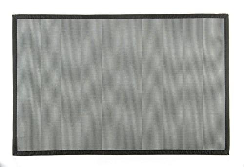 Estores Basic, alfombras de vinilo, Gris, 60x90cm, alfombra antideslizante, alfombra para salon modernas...