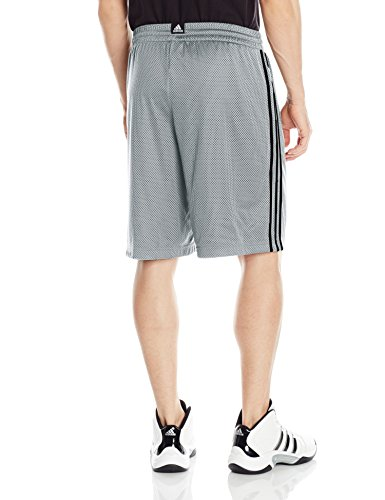 adidas Performance Mens Triple Up 2.0 Shorts Clear Onix/Black