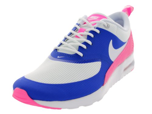 Nike Air Max Thea, Chaussons Sneaker Femme blue