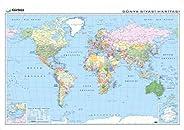 Gürbüz Yayınları 22023 Dünya Siyasi 70 X 100