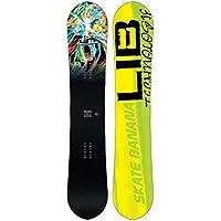 LIB Tech Herren Freestyle Snowboard Skate Banana BTX 154 2018