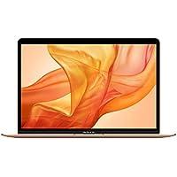 Nouveau Apple MacBook Air (13pouces, Processeur Intel Corei3 bicœur de 10egénération à 1,1GHz, 8Go RAM, 256Go) - Or