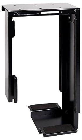 Dataflex Support Unité Centrale 'Top Grip' réglable Noir