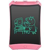 Newyes Tablets de Escritura LCD eWriter 8,5 Pulgadas con botón de Bloqueo Escritura más Brillante Graphics Pizarra de Mensaje con Estuche