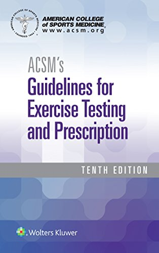 ACSM's Guidelines for Exercise Testing and Prescription (Peer-trainer)
