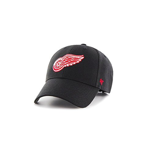 '47 NHL Detroit Red Wings '47 MVP Cap (Nhl Detroit Red Wings)