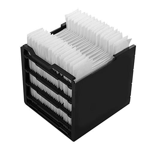 Blue-Yan Tragbarer Klimaanlagenfilter - Ersatzfilter - Lüfterinnenfilterpapier - Persönlicher Kühler