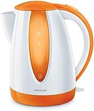 سينكور غلاية كهربائية، 1.8 لتر، 2000 واط، برتقالي، SWK1813OR