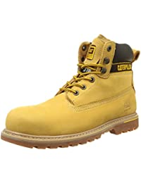 Caterpillar Men's Holton SB Honey Reset Safety Boots