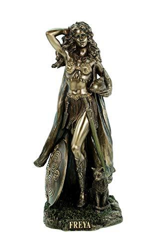 Freya nordische Göttin der Liebe Sammelfigur Figur