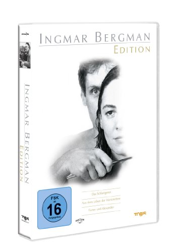 Ingmar Bergman Collection [3 DVDs]: Alle Infos bei Amazon