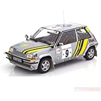NOREV NV185198 Renault 5 GT Turbo N.9 Cote DAVOIRE 1989 Oreille-