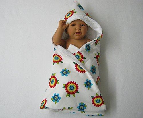 kapuzenhandtuch babyhandtuch badetuch wickeltuch baby wrap