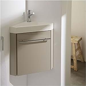 planetebain komplettpaket waschtisch waschbecken eck wildleder k che haushalt. Black Bedroom Furniture Sets. Home Design Ideas