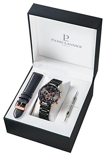 Coffret Montre Homme et Bracelet Pierre Lannier - 374B433