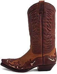 Sendra Boots 3242 Cuervo Sprinter 7004-Transp. Piton