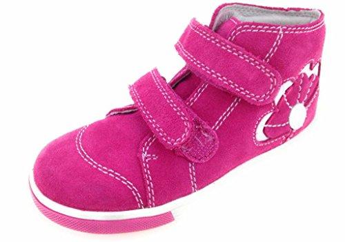 Richter Kinderschuhe  01327323501, {Chaussures premiers pas pour bébé (garçon) Rouge - Rouge