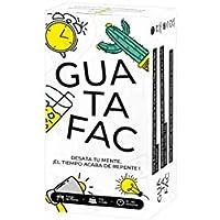 Guatafac �� – Juego de Mesa - Juego de Cartas para Fiestas y Risas �� – Edición Español ��