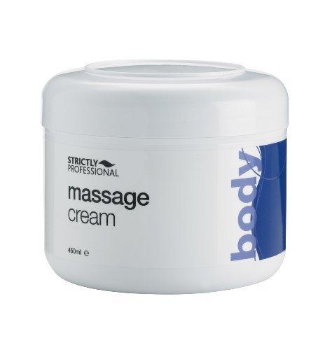 Strictement professionnel 450ml Crème de Massage