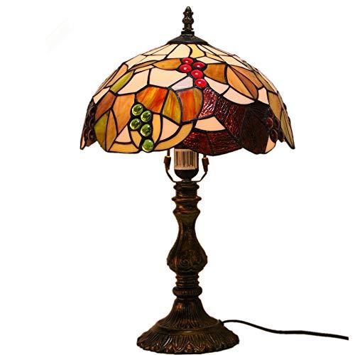 Tiffany tischlampe Schlafzimmer wohnzimmer esszimmer studie studie auge lampe Europäischen retro stil dekorative lampe E27