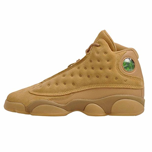 Air Jordan 13 Retro BG 'Wheat' - 414574-705 - Size - 5Y - (Für Kinder Jordan 13 Retro)