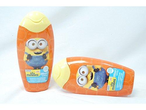 Disney Pflege Minions 2 in 1 Duschgel + Shampoo 200 ml