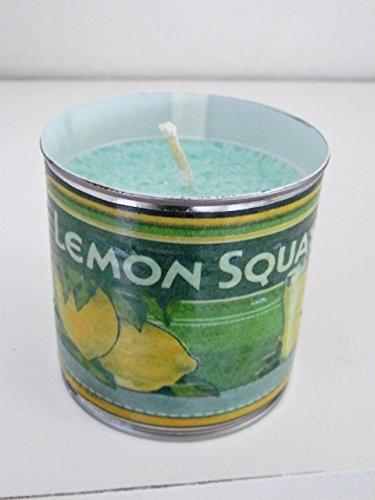"Unikat handmade Kerze in der Dose ""Lemon Squash"""