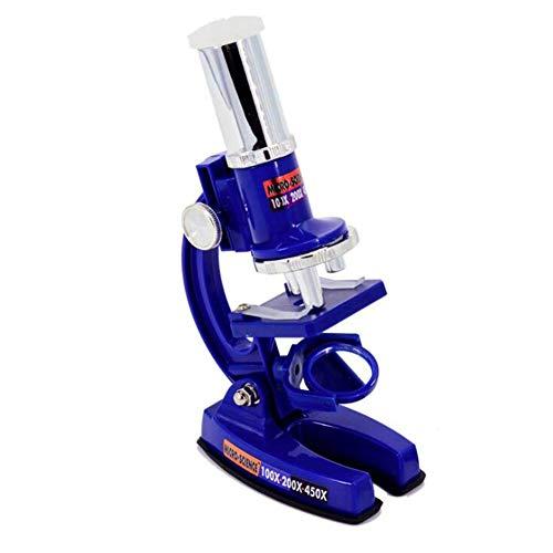 WYJ Microscopio HD Duradero para Niños