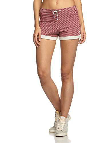 FORVERT short atoll Taille Rouge - Rouge/blanc