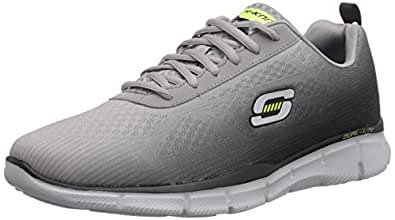 Skechers Men's Equalizer?Low-Top Trainers