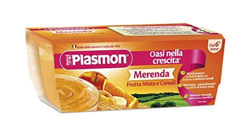 Plasmon Sapori di Natura Frutta Mista - 400 gr