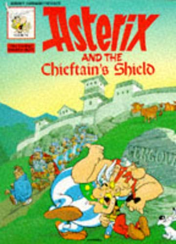 Astérix and the Chieftain's Shield (version anglaise) par Albert Uderzo