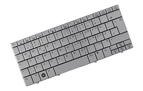 NExpert Orig. QWERTZ Tastatur für HP Mini 2133 2140 2144 mini Netbook Series DE Silber Neu Hp Mini Netbook