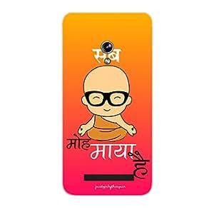 Designer Cute Phone Cases for Asus Zenfone 5-Sab Moh Maya Hai