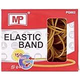 MP PG002 - Gomas elásticas, 150 unidades